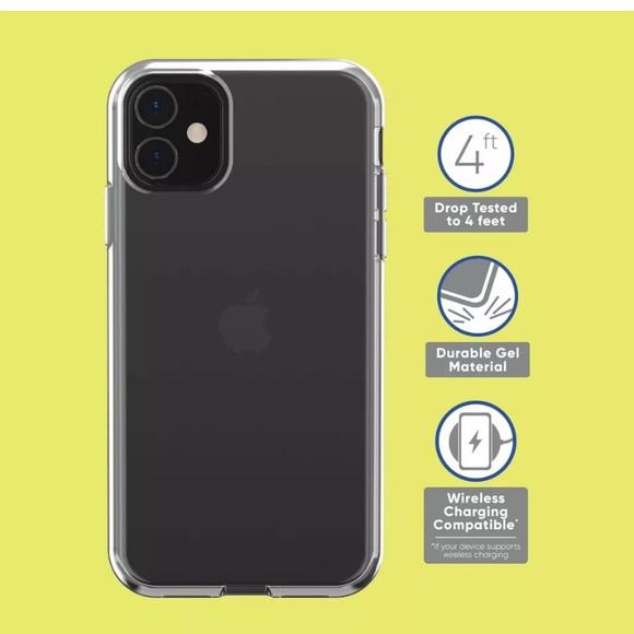 Iphone 11 Onn Clear Case